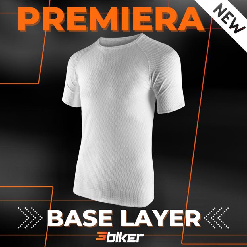 Koszulka termoaktywna base layer 3biker